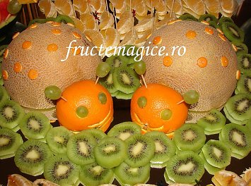 Fructe Magice Nunta Sibiu