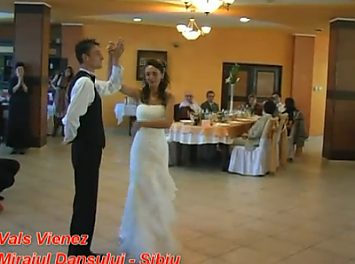 Mirajul Dansului Nunta Sibiu