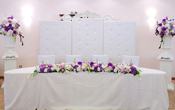 Aranjamente nunta masa prezidiu cluj napoca